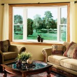 Bay Window Double Hung Sides