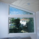 Completed PictureTrapezoid Window