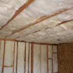 Fiberglass Batt Ceiling