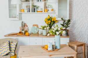 Spring is the Perfect Time to Upgrade Your Kitchen: Learn Ideas to Make it Beautiful